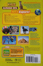 Load image into Gallery viewer, National Geographic Kids Almanac 2014  International Edition - National Geographic