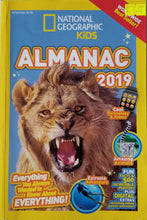 Load image into Gallery viewer, National Geographic Kids Almanac 2019  International Edition - National Geographic