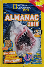 Load image into Gallery viewer, National Geographic Kids Almanac 2018  International Edition - National Geographic