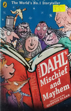 Load image into Gallery viewer, Roald Dahl's Mischief and Mayhem - Roald Dahl