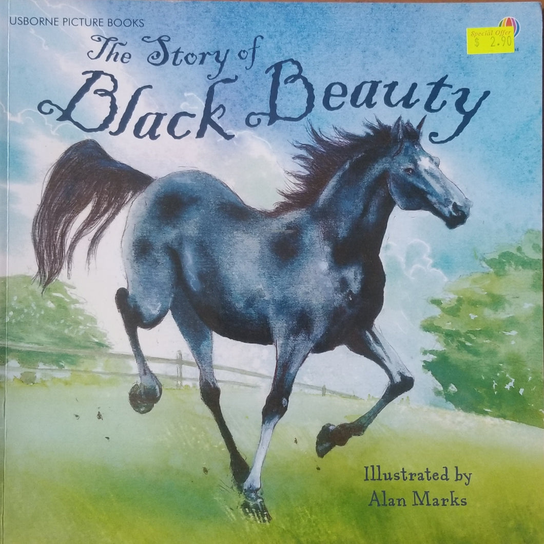 The Story of Black Beauty - Susanna Davidson & Alan Marks