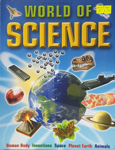 World of Science - Miles Kelly