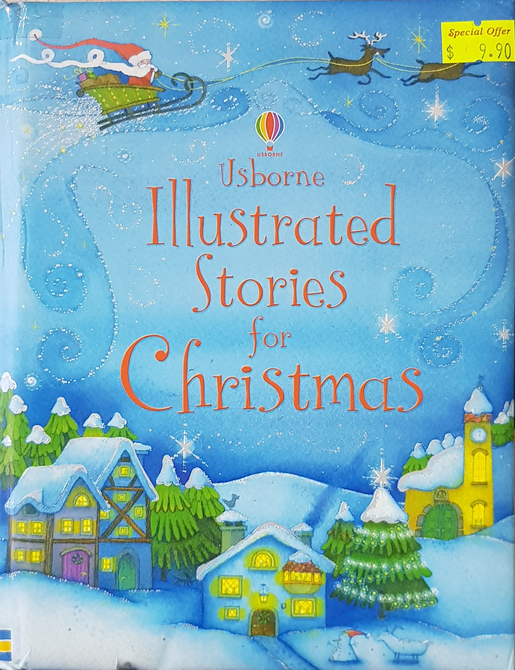 Illustrated Christmas Stories - Usborne