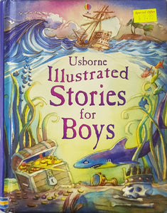 Illustrated Stories for Boys - Usborne