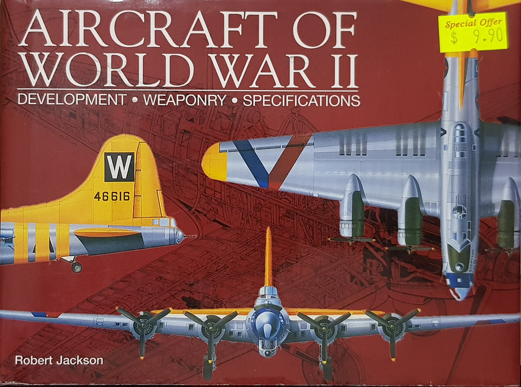 Aircfaft of World War II - Robert B Jackson