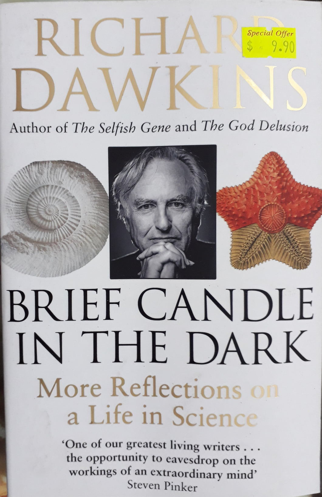 Brief Candle in the Dark - Richard Dawkins