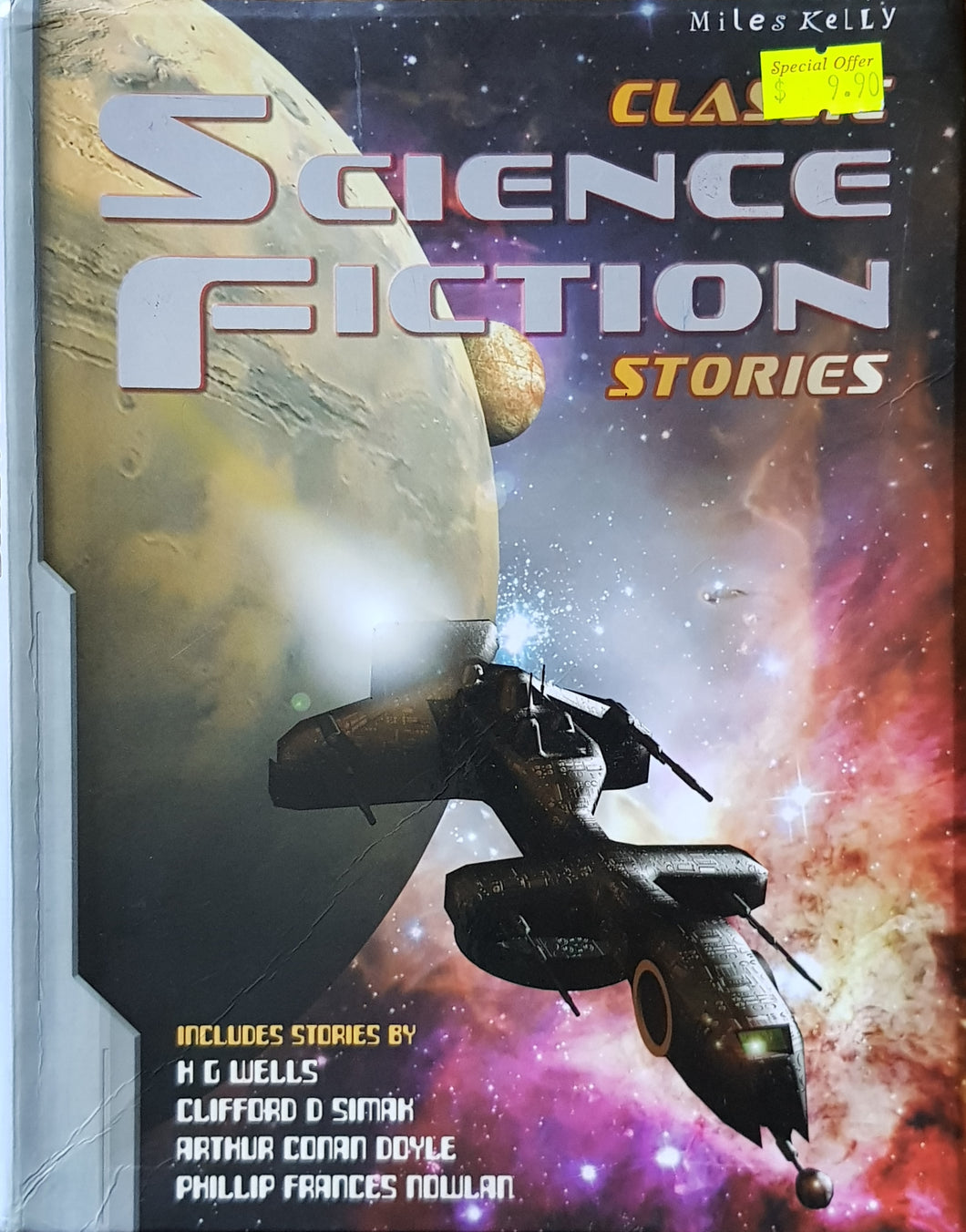 Science Fiction Stories - Tig Thomas
