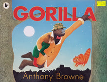 Load image into Gallery viewer, Gorilla - Anthony Browne