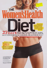 Load image into Gallery viewer, The Women's Health Diet - Stephen Perrine