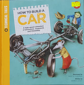 How to Build a Car -  Martin Sodomka & Saskia Lacey