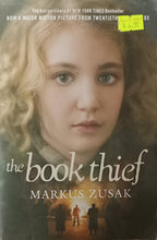 Load image into Gallery viewer, The Book Thief - Markus Zusak