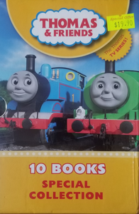Thomas & Friends 10 Books Special Collection - Egmont