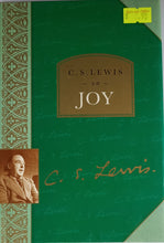 Load image into Gallery viewer, Joy - C.S. Lewis