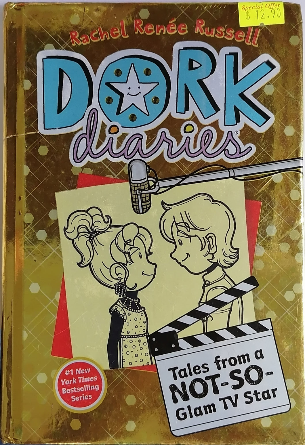 DORK DIARIES 7: (Tales from a Not-So-Glam TV Star)-Rachel Renee Russell