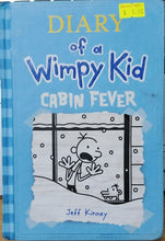 Load image into Gallery viewer, Diary of a Wimpy Kid : Cabin Fever - Jeff Kinney