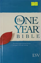 Load image into Gallery viewer, ESV The One Year Bible - Crossway books