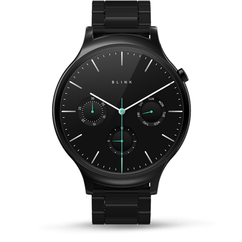 Blink Watch 2 - Steel Black