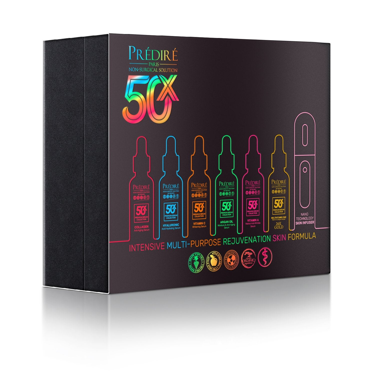 50X Intensive Multi-Purpose Rejuvenation Skin Diffusion Collection