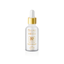 Load image into Gallery viewer, 50X Premium Multi-Vitamin A, C, & E Retinol & Collagen Booster 24K Gold Serum