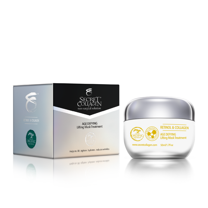 Age-Defying Lifting Mask 50ML - Secret Collagen