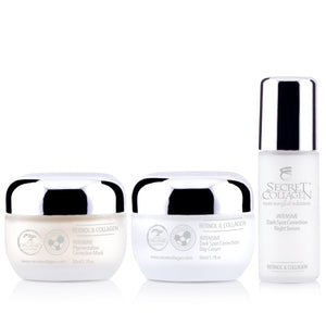 Intensive Dark Spot Correction Day/Night Complete Set - Secret Collagen