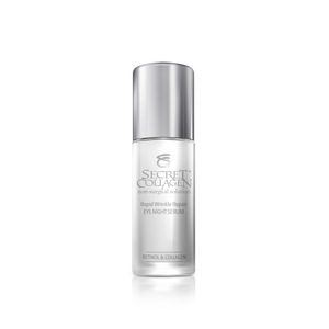 Rapid Wrinkle Repair Eye Night Serum 50ML - Secret Collagen