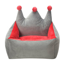 Load image into Gallery viewer, Cute Dog Bed Crown Shape
