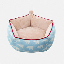 Load image into Gallery viewer, Outdoor Dog Bed Cat Coral Velvet
