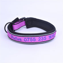 Load image into Gallery viewer, Personalized Dog Collars