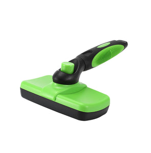 PawBabe Self Cleaning Slicker Dog Brush