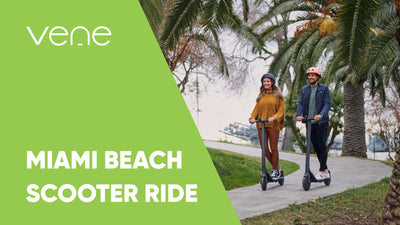 Monthly Miami Beach Scooter Ride