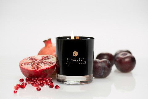 Black Plum and Pomegranate