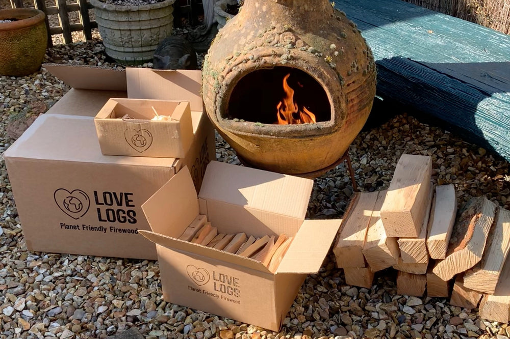 Chiminea Fuel Kit