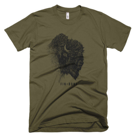Bison men's t-shirt