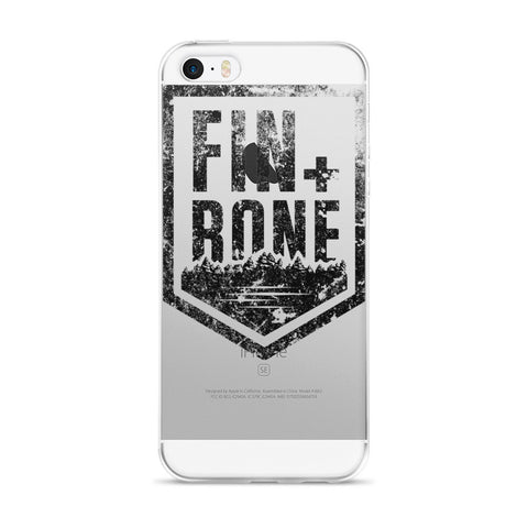 Fin + Bone iPhone case