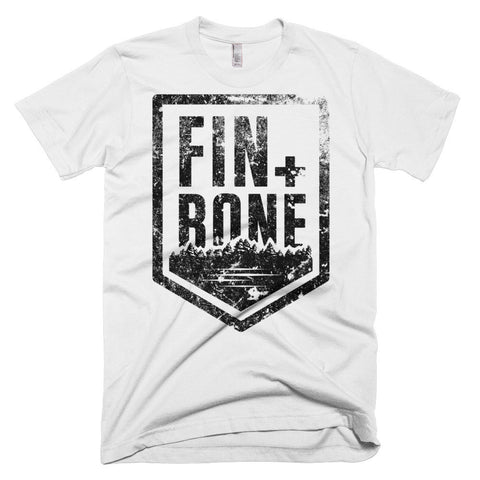 Fin + Bone Short sleeve men's t-shirt