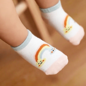 Rainbow Baby Socks
