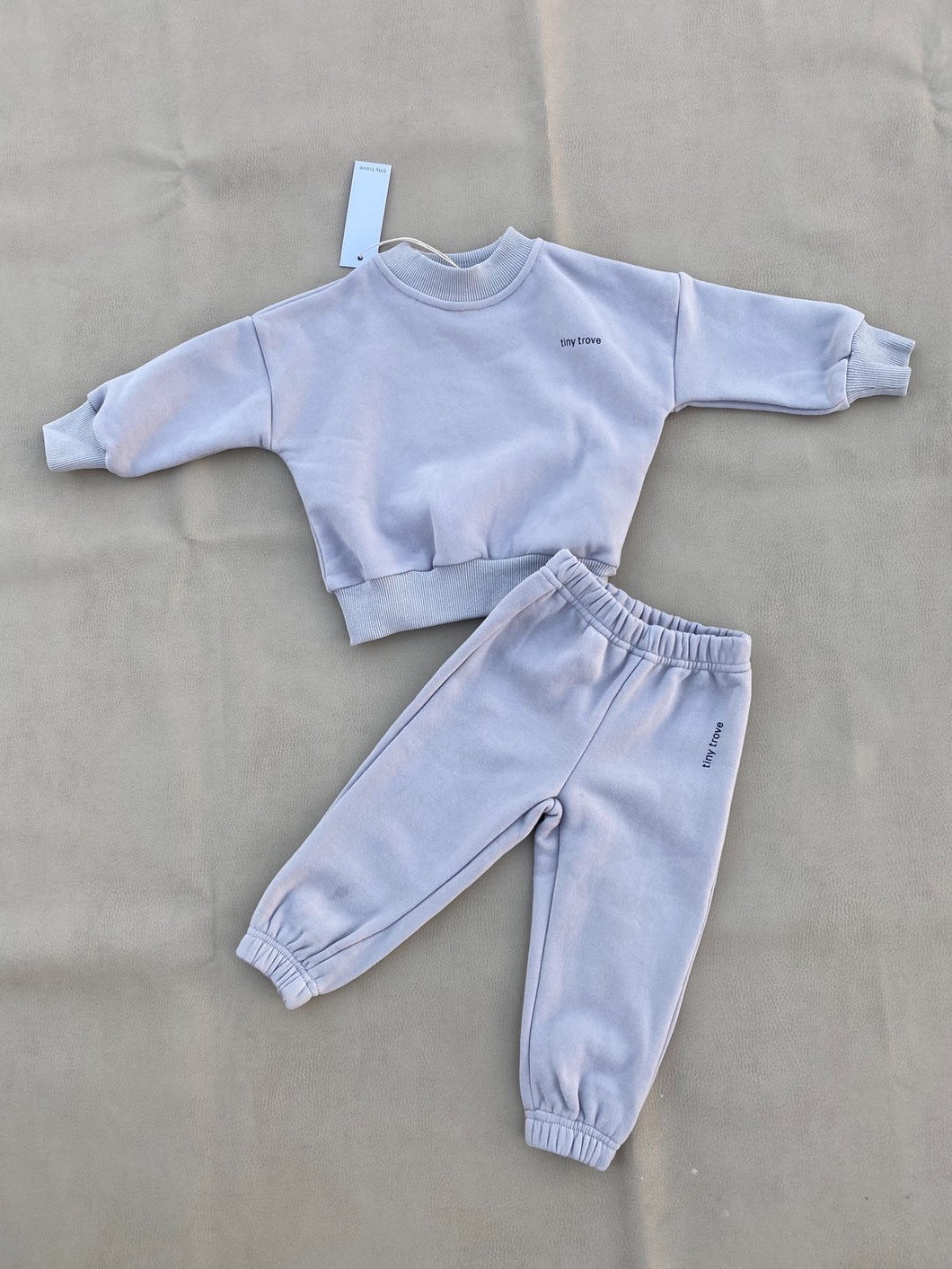 Tiny Trove Woodie Tracksuit - Mist
