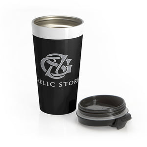 Stainless Steel Travel Mug GS pint.