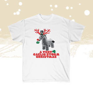 A Very Gaelic Storm Christmas T-Shirt