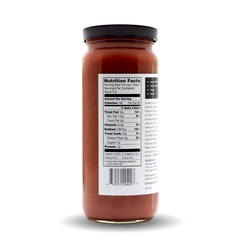 Classic Red Tomato Sauce