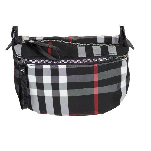 Ruby Crossbody - Plaid