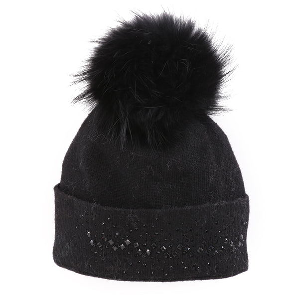Nevada Pompom Toque