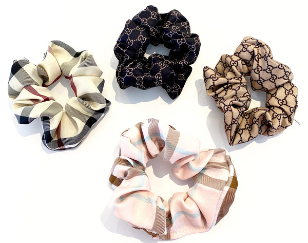 Carter Hair Scrunchies