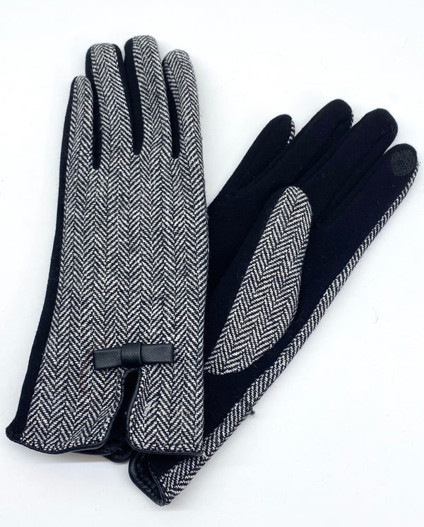 Herringbone Glove