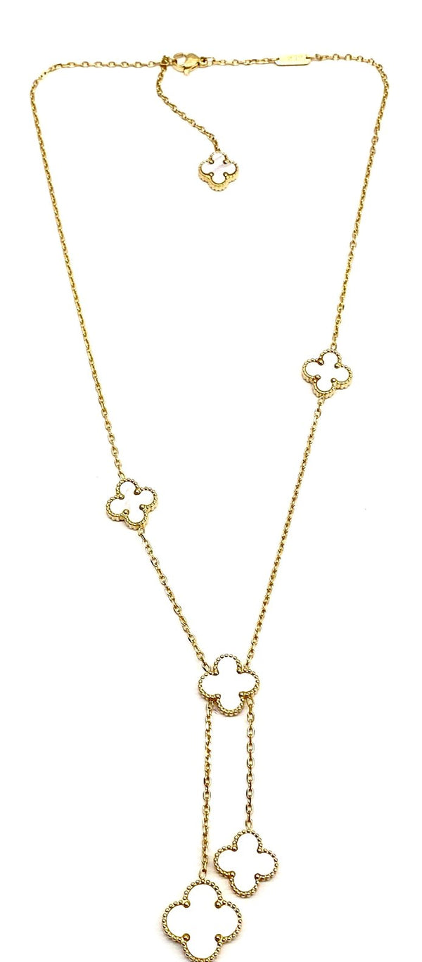 Natalie Lariat Necklace