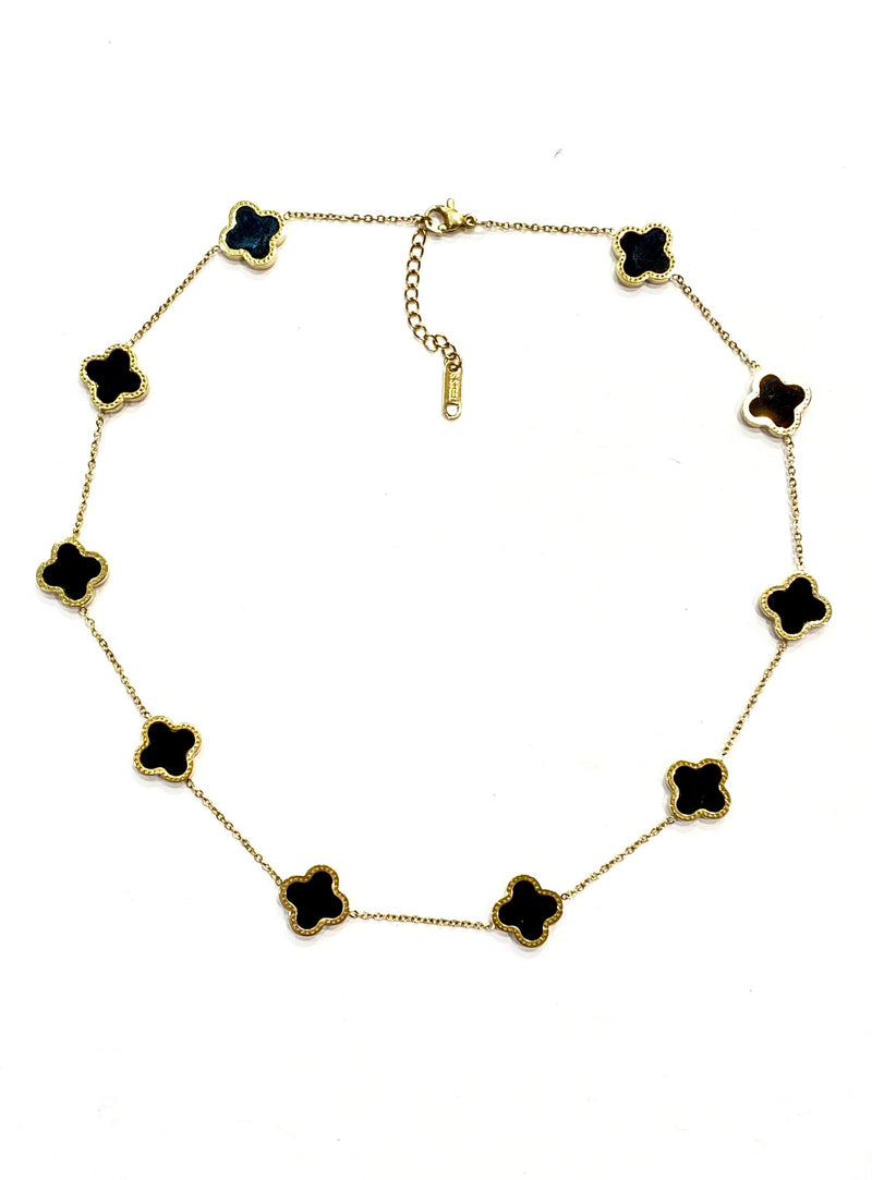 Levis Necklace - Gold
