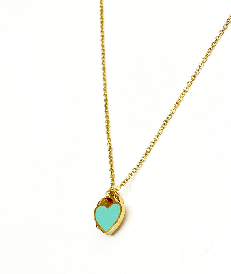Presley Necklace Gold