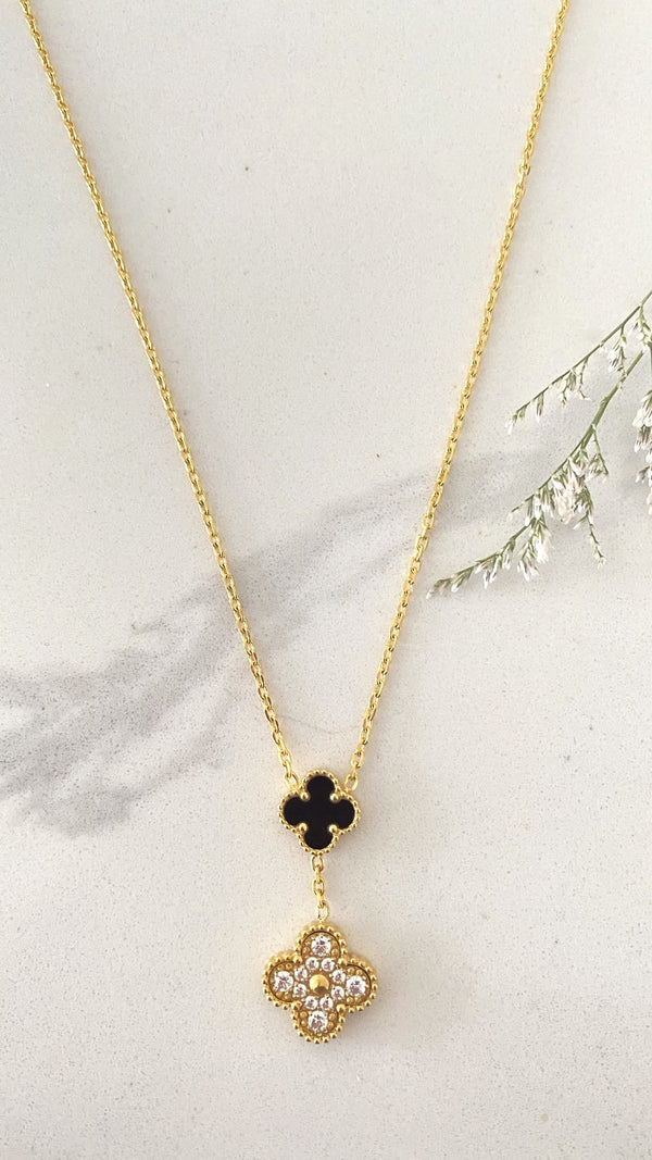 Leann Lariat Necklace