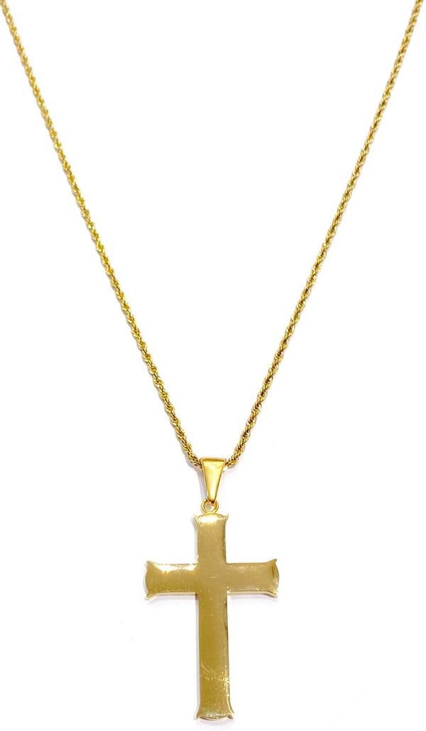 Mariam Cross Pendant